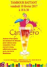 canapéro
